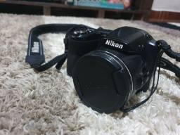 Câmera Coolpix L830 com defeito