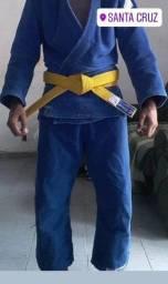 Título do anúncio: Kimono Seishin Judo Trançado Profissional Adulto