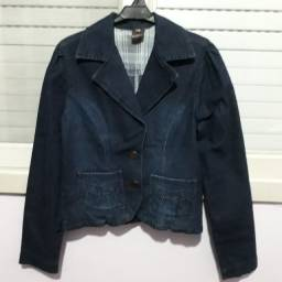 Título do anúncio: Jaquetas jeans femininas