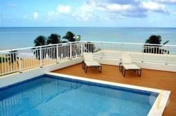 Título do anúncio: Apartamento com 1 dormitório à venda, 57 m² por R$ 429.000,00 - Cabo Branco - João Pessoa/