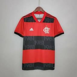 Camisa nova do flamengo 2021/22
