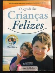 Livro o segredo das crianças felizes
