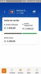 Cartão de crédito Com limite