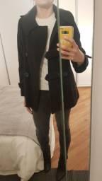 casaco preto p