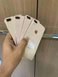 Título do anúncio: iPhone 8 plus-com nota fiscal com garantia