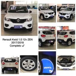 Renault Kwid 1.0 12v SCE ZEN 4ptas Flex