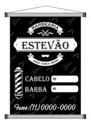 Banner Barbearia