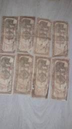 Título do anúncio: Cédula antiga de 5 Cruzeiros.