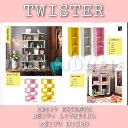 Título do anúncio: Estante Twister