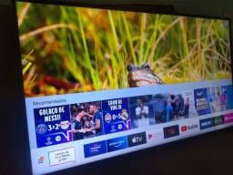"Título do anúncio: Smart TV 43"" Samsung 4k UHD Crystal muito top"