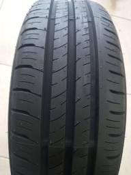 Título do anúncio: Pneu novo aro 14 Dunlop Enasave EC300. Valor 300.00 reais