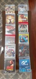 Jogos e acessórios PS3
