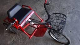 Triciclo Leia: