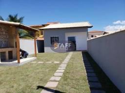 FSP0450 - Casa com 2 quartos, sendo 1 suíte, Churrasqueira em Unamar