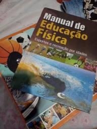Título do anúncio: Manual de educação fisica