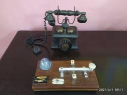 Telégrafo Código Morse - Hand Made