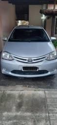 Título do anúncio: |Toyota Etios 1.5 XS 2014 único dono