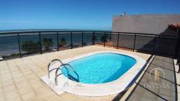 Título do anúncio: Cobertura Linear com 4 dormitórios à venda, 514 m² por R$ 1.499.999 - Camboinha - Cabedelo
