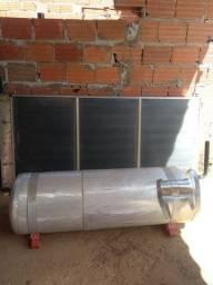 Aquecedor Solar . Usado e revisados