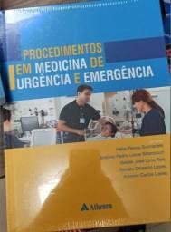 Livro de procedimentos em Medicina de Urgência e Emergência