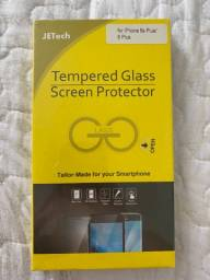 Voltar Pack 2 Películas - Vidro Temperado (iphone 6 Plus E 6s Plus)