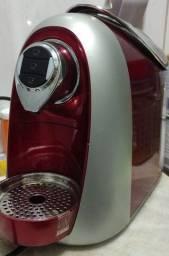 Título do anúncio: Cafeteira Espresso TRES Modo S04 Multibebidas - Vermelha