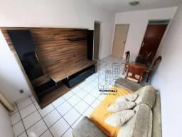 Título do anúncio: Vendido-Condomínio Costa do Mar-Jardim Camburi-2 Quartos-Armários na Cozinha.