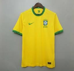 CAMISA BRASIL 2020/2021