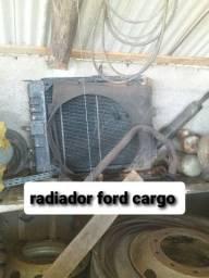 Radiador Ford cargo