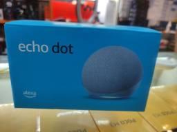 Alexa echo dot! NOVO LACRADO com garantia