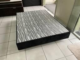 BASE BOX CASAL PADRÃO - ENTREGAMOS