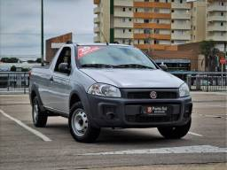 (Ms) Strada Hard Working 1.4 (Flex)/ 2020. Completo!!!