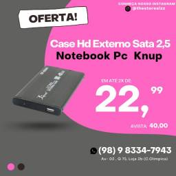 Título do anúncio: Case p/HD Externo notebook