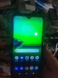 Título do anúncio: Celular Motorola Motog8 play, só vai o aparelho