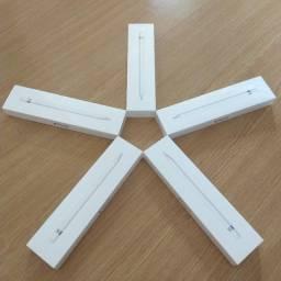 Título do anúncio: Caneta Apple Pencil 1 (e 2a Ger) Orig Lacrad iPad Gar 1 Ano Loja até 12x Sp Cps Sjc