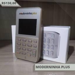 Moderninha Plus direto da fábrica PagSeguro. Por apenas R$ 150