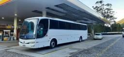 Título do anúncio: Onibus Marcopolo Viaggio 1050 G6 Scania K124 46 Lugares Ar Condicionado Vidros Colados