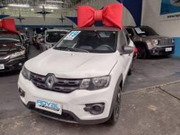 Título do anúncio: Renault Kwid  Zen 1.0 Flex 12V 5p Mec. FLEX MANUAL