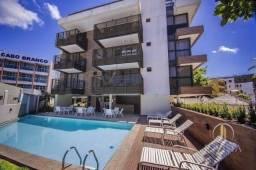 Título do anúncio: Excelente apartamento com 2 dormitórios, beira-mar do Cabo Branco à venda, 67 m² por R$ 55