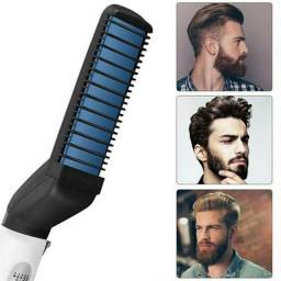 Prancha para Barba e Cabelo Masculino