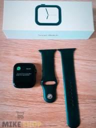 Relógio Digital Feminino Smartwatch Troca Foto Faz Ligação