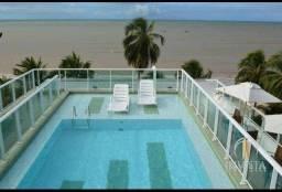 Título do anúncio: Flat com 1 dormitório à venda, 16 m² por R$ 200.000,00 - Cabo Branco - João Pessoa/PB