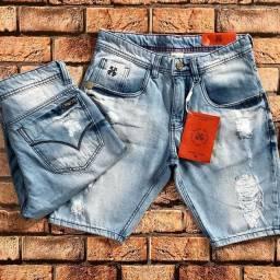 Jeans masculino e faminimo no Atacado