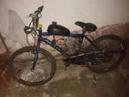 Bicicleta Motorizada Troco