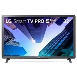 Título do anúncio: TV LG 32LM62 lacrada na caixa