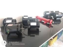 Motor Monofasico Alta Rotação 110/220