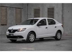 Título do anúncio: Renault Logan 2019 1.0 12v sce flex authentique manual