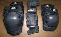 Kit de Proteção Skate / Patins - Mormaii - Tam. G
