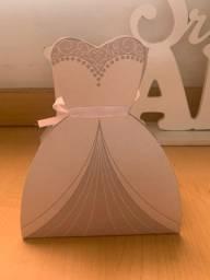 Lembrança de Casamento, noivado e chá