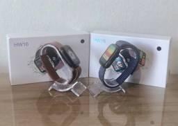 Smartwatch HW16 44mm - Relógio Inteligente